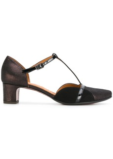 Chie Mihara T-bar sandals - Black