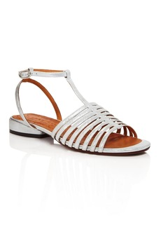 Chie Mihara Women's Cyprus Metallic Sandals