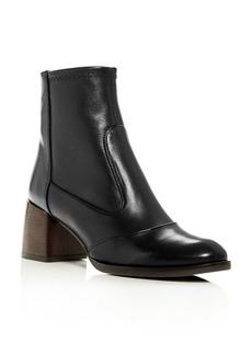 Chie Mihara Women's Or-Olu Block-Heel Booties