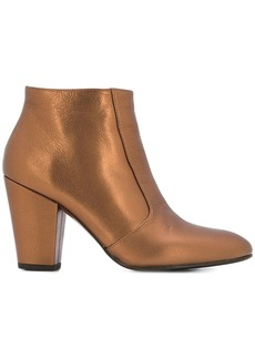 Chie Mihara chunky heel ankle boots