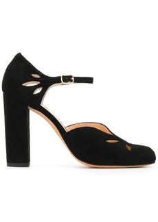 Chie Mihara Domi cut-out pumps