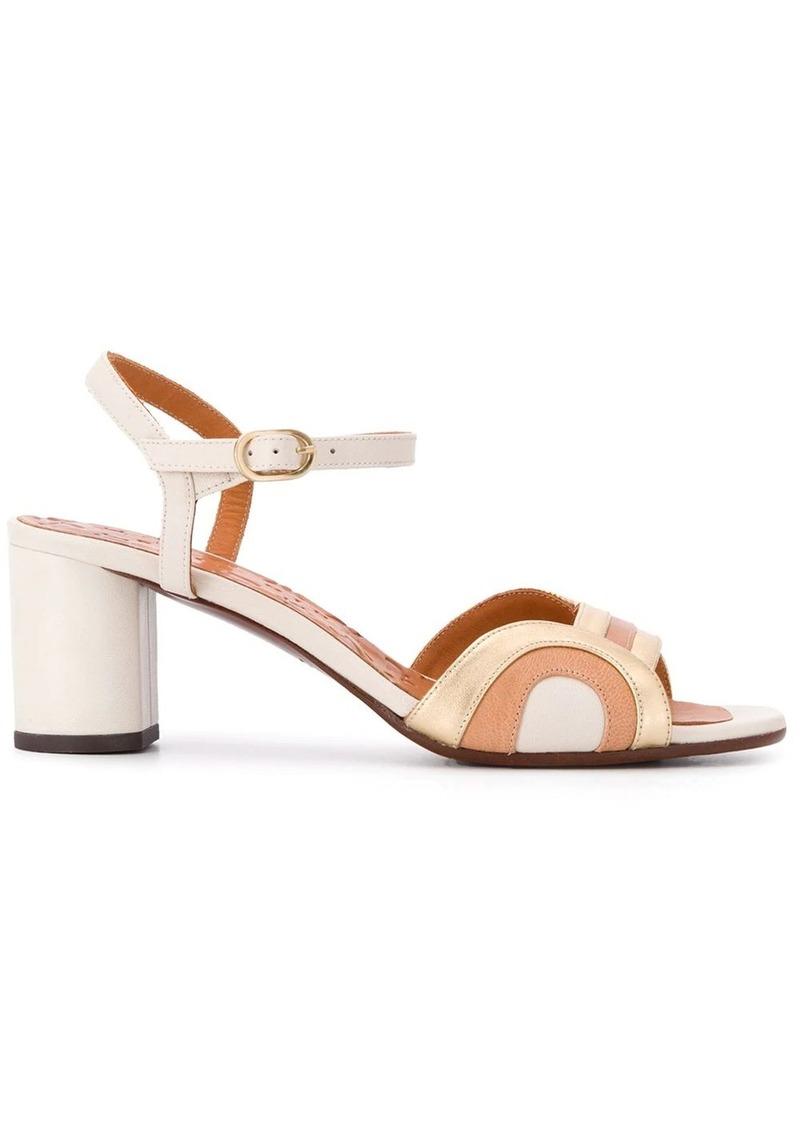 Chie Mihara Losma panelled sandals