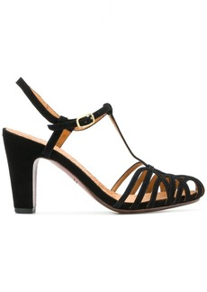 Chie Mihara Mary Jane strappy heeled sandals