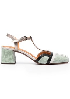 Chie Mihara T-bar leather sandals