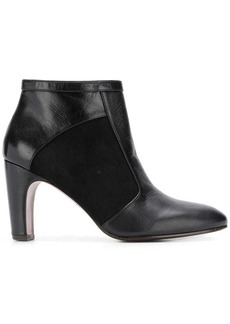 Chie Mihara two tone boots