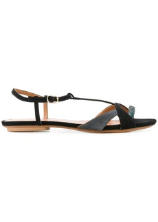 Chie Mihara two-tone sandals