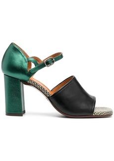 Chie Mihara Zaris colour block sandals