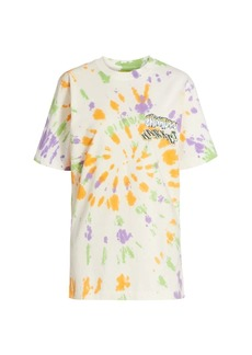 Chinatown Market Block Tie-Dye T-Shirt