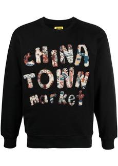 Chinatown Market Rug Dealer cotton sweatshirt