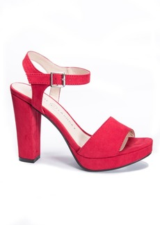 Chinese Laundry Aced Platform Wedge Sandals Women's Shoes