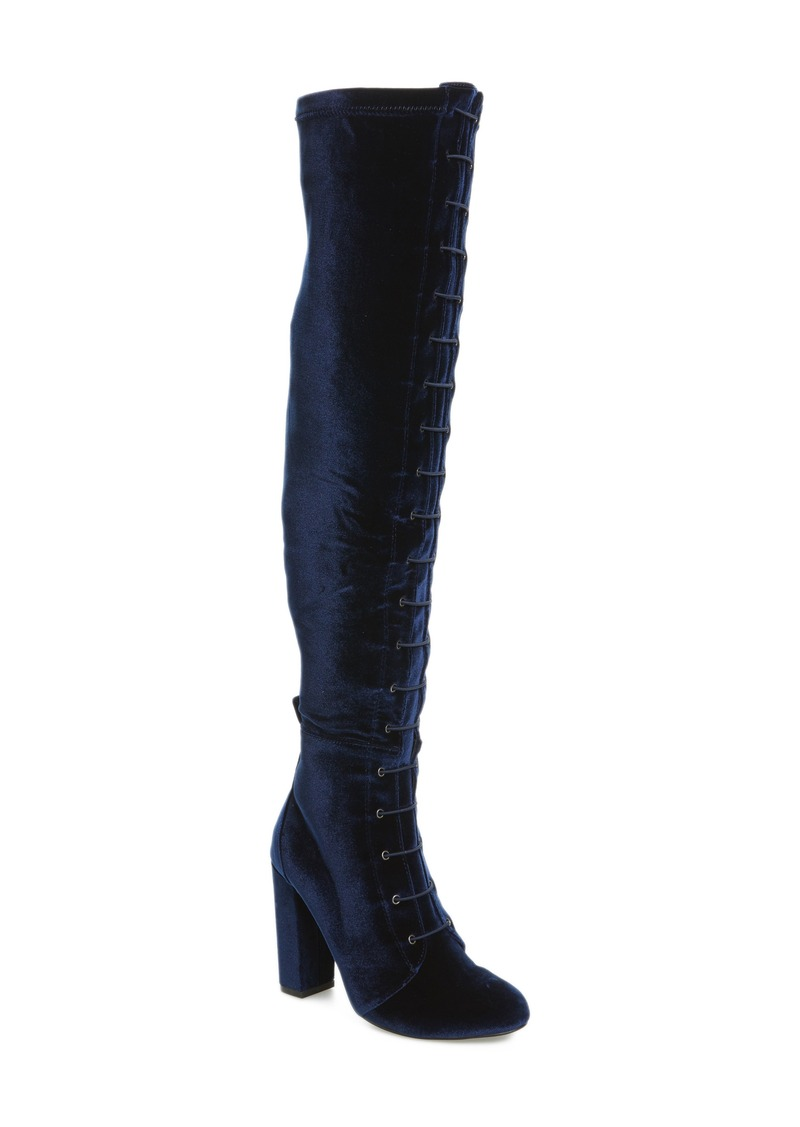 a26aece7c9e Chinese Laundry Chinese Laundry Benita Over the Knee Boot (Women ...
