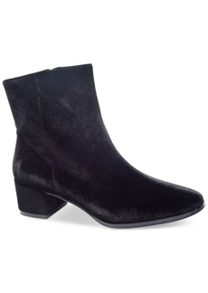 Chinese Laundry Florentine Velvet Booties Women's Shoes