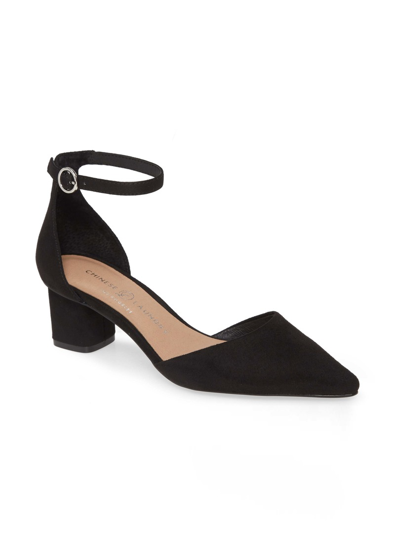 Chinese Laundry Harmony Ankle Strap Pump