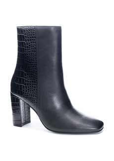 Chinese Laundry Kind Square Toe Bootie (Women)