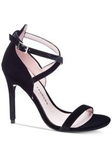 Chinese Laundry Lavelle Velvet Sandals Women's Shoes