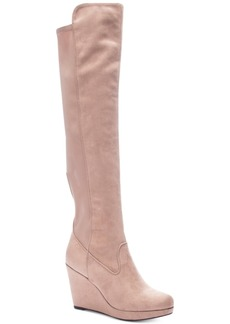 Chinese Laundry Lavish Over-The-Knee Boots Women's Shoes