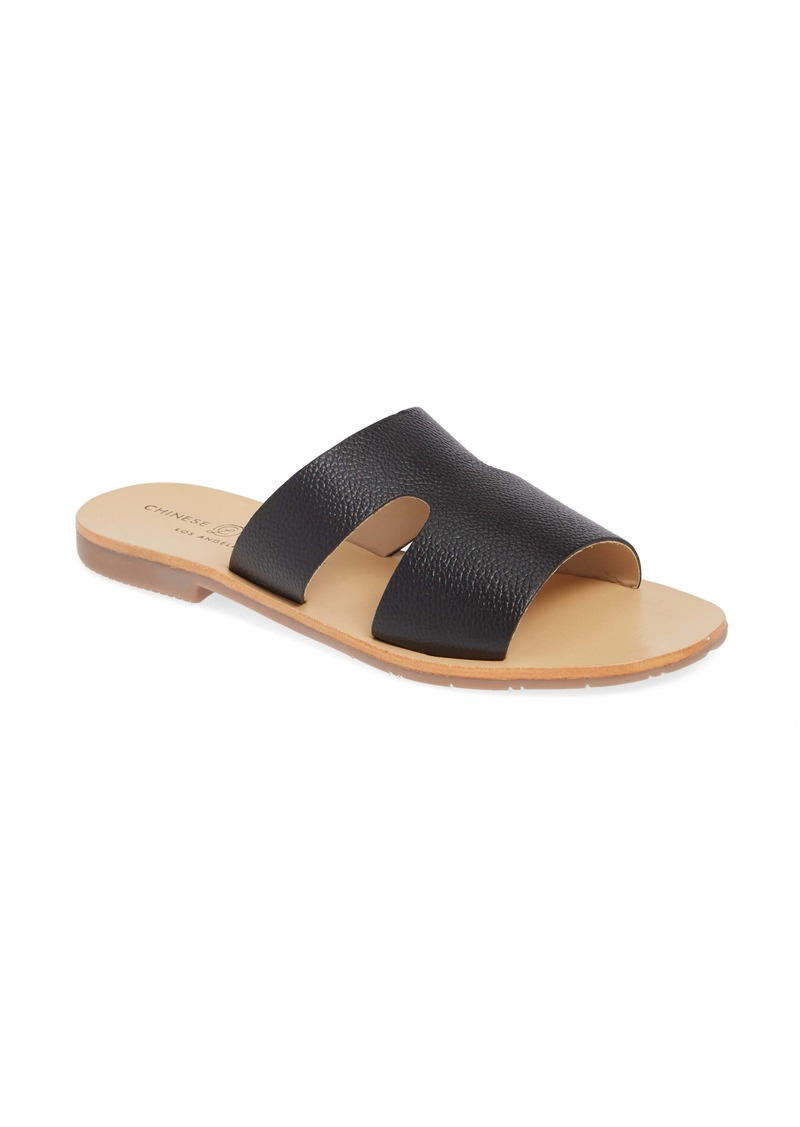 Chinese Laundry Mannie Slide Sandal (Women)