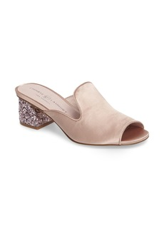 Chinese Laundry Mara Glitter Loafer Mule (Women)