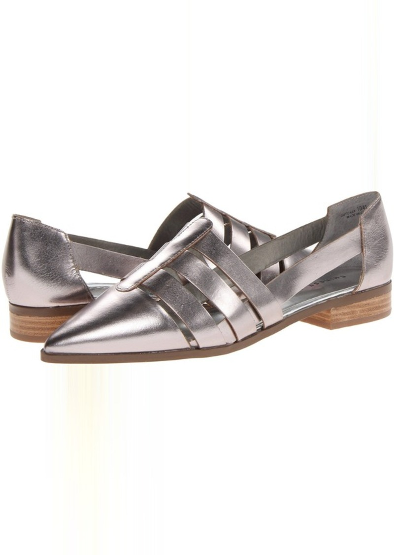 Metallic Footwear