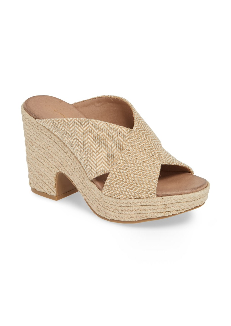 b3b6355293 Chinese Laundry Chinese Laundry Quay Platform Sandal (Women) | Shoes