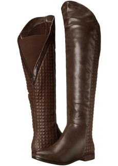 Chinese Laundry Racer Over the Knee Quilted Boot