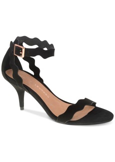 Chinese Laundry Rosie Two-Piece Scalloped Dress Sandals Women's Shoes