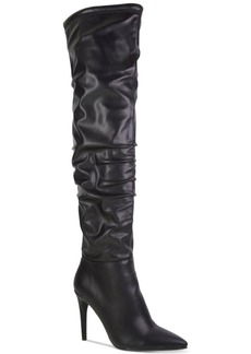 Chinese Laundry Stunning Over-the-Knee Dress Boots Women's Shoes