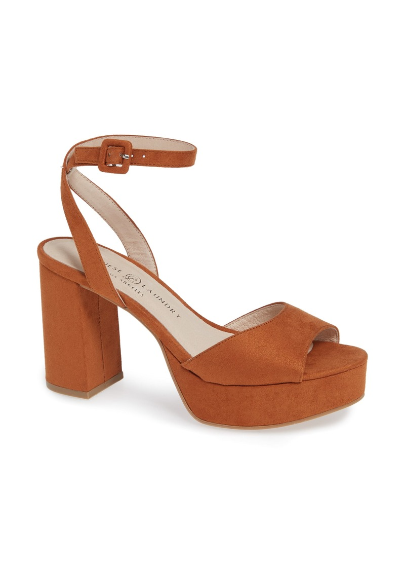 Chinese Laundry Theresa Platform Sandal (Women)