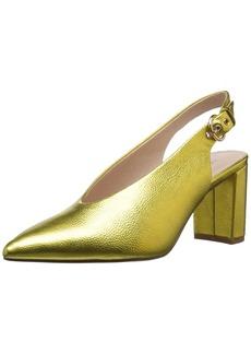 Chinese Laundry Women's Obvi Pump gold/metallic  M US