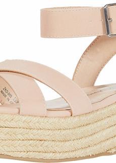 Chinese Laundry Women's Espadrille Wedge Sandal