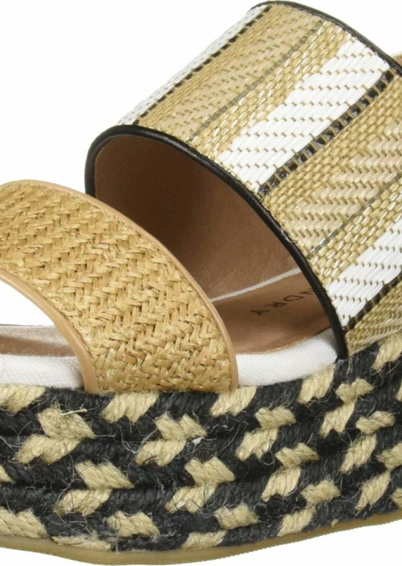Chinese Laundry Women's Zuzu Espadrille Wedge Sandal Natural/tan  M US