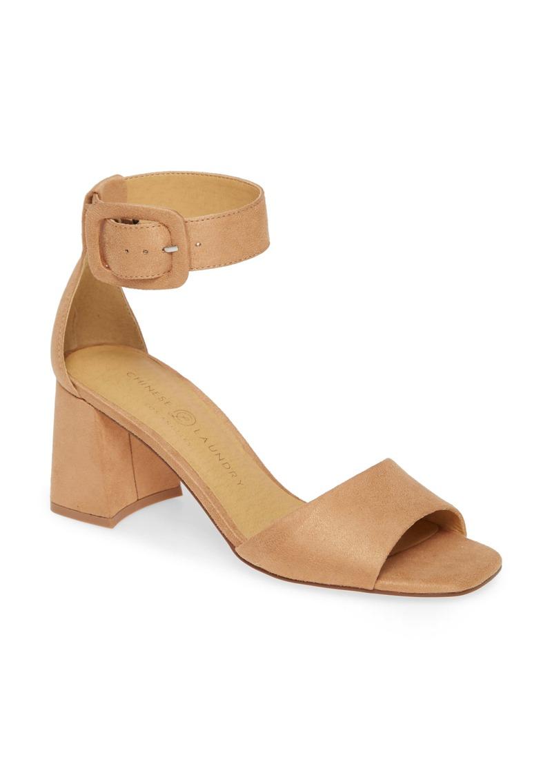 Chinese Laundry Yova Ankle Strap Sandal (Women)