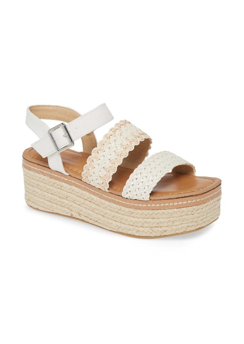 Chinese Laundry Zinger Platform Sandal (Women)