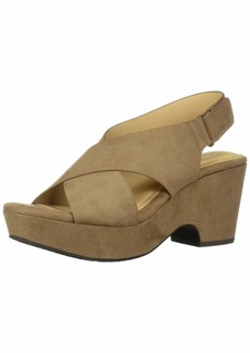 CL by Chinese Laundry Women's Capital Heeled Sandal   M US