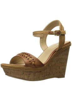 CL by Chinese Laundry Women's Cynthia Wedge Pump Sandal