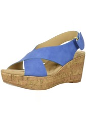 CL by Chinese Laundry Women's Dream Girl Wedge Sandal   M US