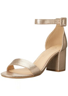 CL by Chinese Laundry Women's Jody Dress Sandal light gold starstone  M US