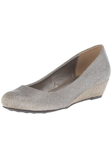 CL by Chinese Laundry Women's Marcie Wedge Pump  Twilight
