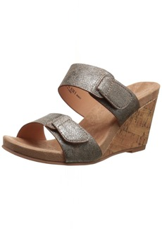 CL by Chinese Laundry Women's Team Player Wedge Sandal Slide    M US