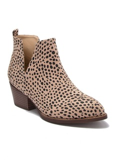 Chinese Laundry Cortes Cheetah Print Bootie