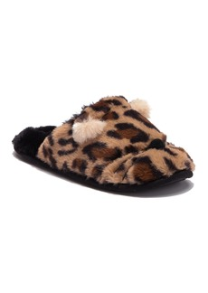 Chinese Laundry Kitty Kat Faux Fur Cheetah Slipper