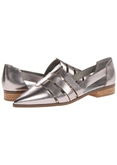 Metallic Footwear