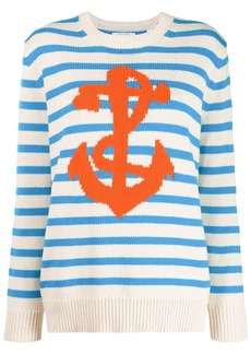 Chinti and Parker anchor sweater