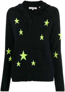 Chinti and Parker cashmere fluorescent star hoody
