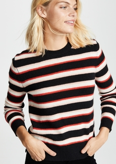 Chinti and Parker Jalisco Stripe Cashmere Sweater