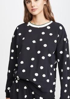 Chinti and Parker Painted Spot Sweatshirt