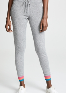 Chinti and Parker Stripe Cuff Track Pants