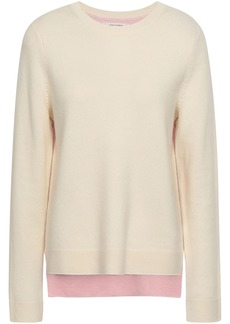Chinti And Parker Woman Wool And Cashmere-blend Sweater Ivory