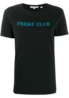 Chinti and Parker Friday Club T-shirt