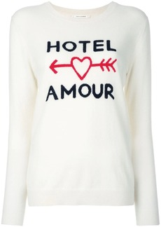 Chinti and Parker Hotel Amour jumper